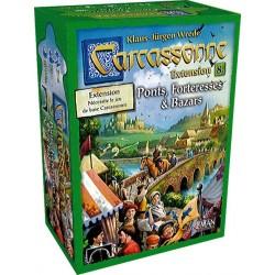Carcassonne Ponts,...