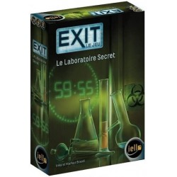 Exit - Le laboratoire secret