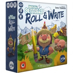 Imperial Settlers Roll&Write