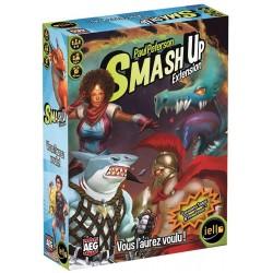 Smash'Up - Vous l'aurez voulu!
