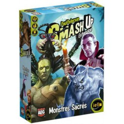 Smash'Up - Monstres Sacrés