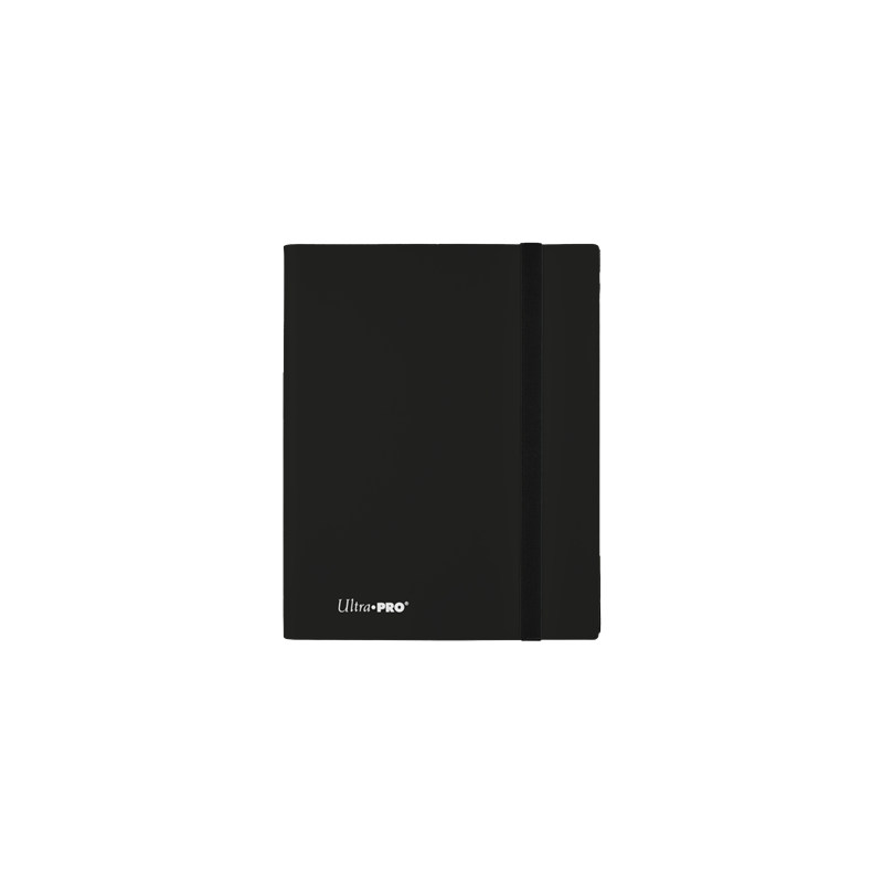 Portfolio Pro-Binder Ultra-Pro Noir (A4 360 Cartes