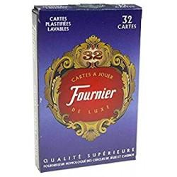 Jeu de 32 cartes Fournier