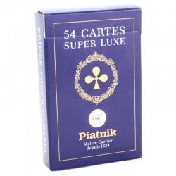 Jeu de 54 cartes Piatnik