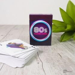 Jeu de 54 cartes, Années 80
