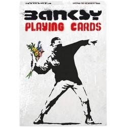 Jeu de 54 cartes, Banksy