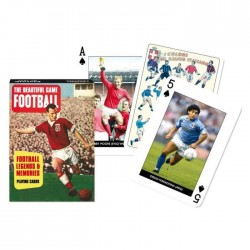 Jeu de 54 cartes, Football