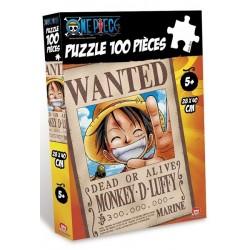 Puzzle 100 pièces One Piece...