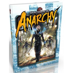 Shadowrun Anarchy, livre de...