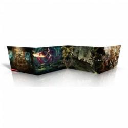 Dungeon&Dragons, écran Tomb...