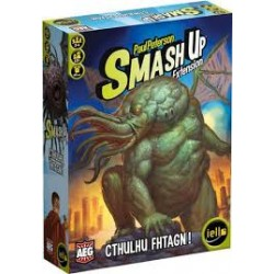 Smash'Up - Cthulhu Fhtagn !