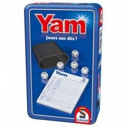 Yam boîte métal