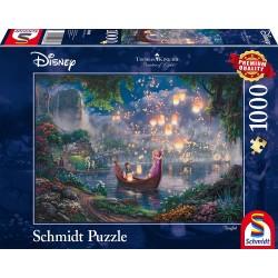 Puzzle 1000 pièces - Raiponce