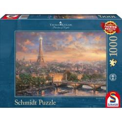 Puzzle 1000 pièces - Paris...