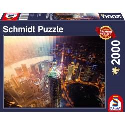 Puzzle 2000 pièces - Le...