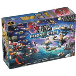 Star Realms, Frontières