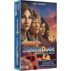 Pandemic Zone Rouge,...