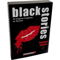 Black Stories Femmes Fatales