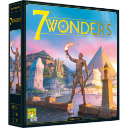 7 Wonders, Seconde édition