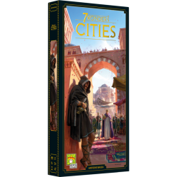 7 Wonders Cities, Seconde...