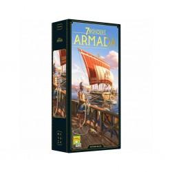 7 Wonders : Armada, Seconde...