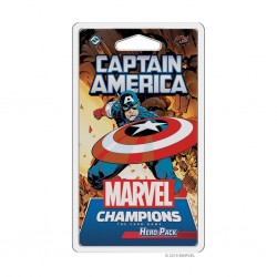 Marvel Champions - Captain...