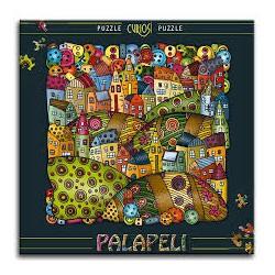 Puzzle Palapeli Mountain...