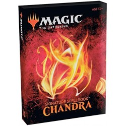 Signature Spellbook - Chandra