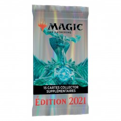 Booster Collector Magic 2021