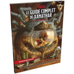 Dungeons&Dragons, Le guide...