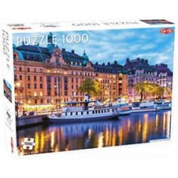 Puzzle 1000 pièces - Stockholm