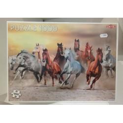 Puzzle 1000 pièces - Wild...