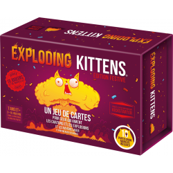 Exploding Kittens, édition...