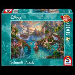 Puzzle 1000 pièces - Peter Pan