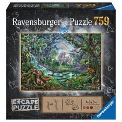 Escape Puzzle - La Licorne