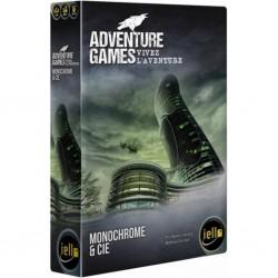 Adventure Games, Monochrome...