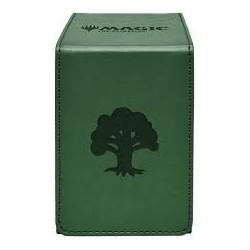 Deck box en cuir - Vert