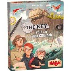The Key, Vols à la Villa...