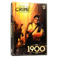Chronicle of Crime - 1900