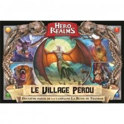 Hero Realms ext. Le Village...