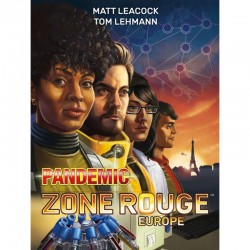 Pandemic Zone Rouge, Europe