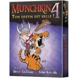 Munchkin Ext  4 Ton destin...
