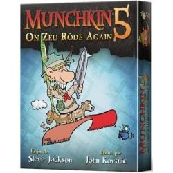 Munchkin Ext  5 On zu rôde...