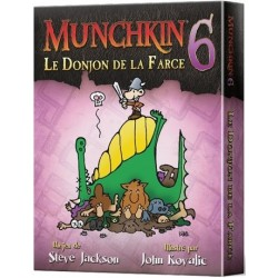 Munchkin Ext  6 Le Donjon...