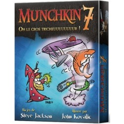 Munchkin Ext 7 Oh le grand...