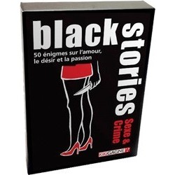 Black Stories Sexe Et Crime