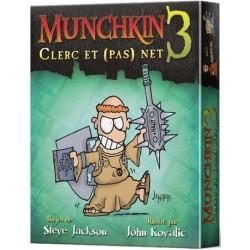 Munchkin Ext  3 Clerc et...